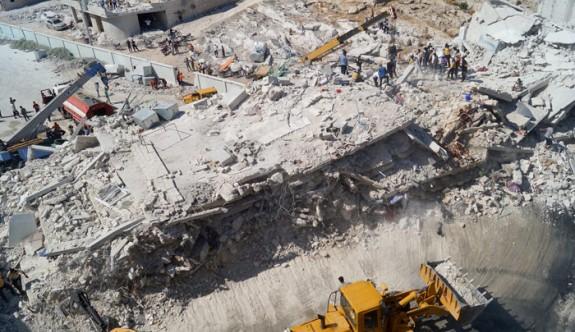 Suriye'de patlama: 32 ölü