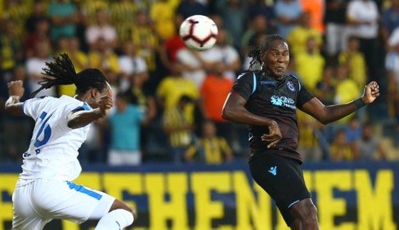 Trabzonspor'a 90+1'de şok