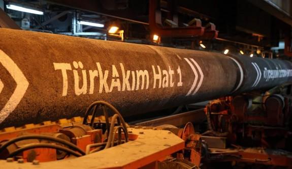 TürkAkım boru hattı projesi yüzde 80 tamamlandı