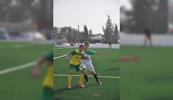 U15 Ligi'ne sponsor bulundu