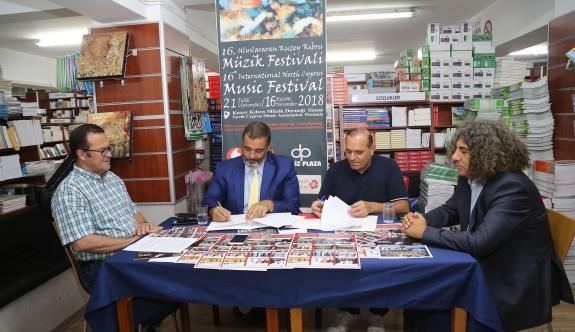 Uluslararası Kuzey Kıbrıs Müzik Festivali 21 Eylül'de başlıyor