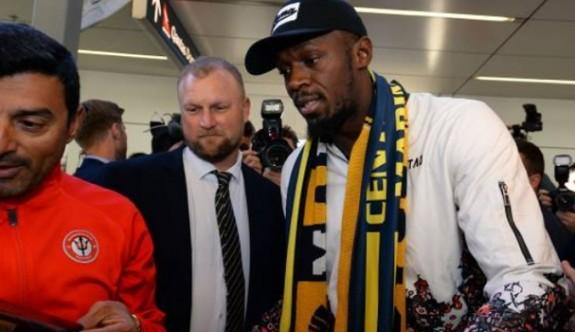 Usain Bolt, Avustralya'da