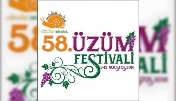 Üzüm Festivali, yarın akşam açılıyor