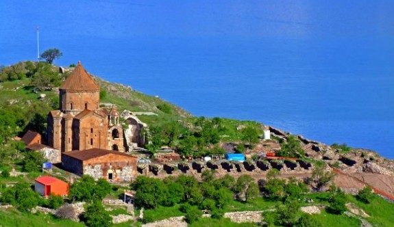 Van'ın Akdamar Adası da Kıbrıs modeliyle suya kavuşacak