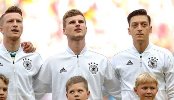 Werner'den Mesut Özil'e 'milli takıma dön' çağrısı
