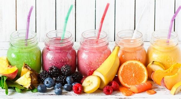 Yaz aylarına özel lezzetli ve yağ yakıcı smoothie tarifleri ve kalorisi…