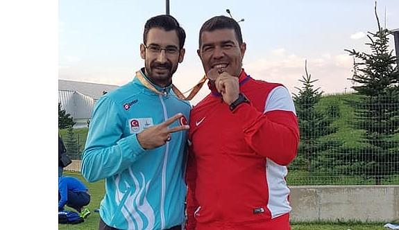 Yiğitcan, Avrupa Atletizm Şampiyonası'na hazır