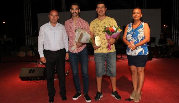 Yiğitcan ve antrenörüne, Pulya Festivali'nde büyük ilgi