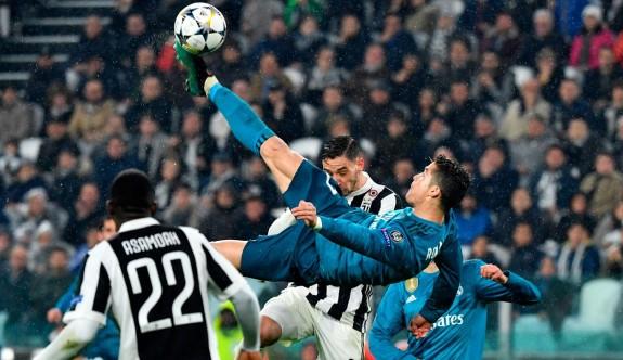 Yılın golü Ronaldo'dan