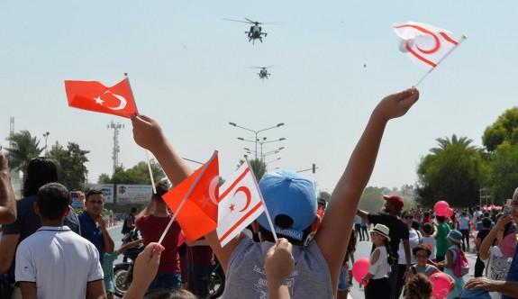 Zafer Bayramı'na ATAK'lı kutlama