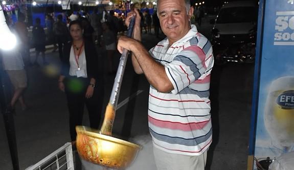 10. Ozanköy Pekmez Festivali başladı