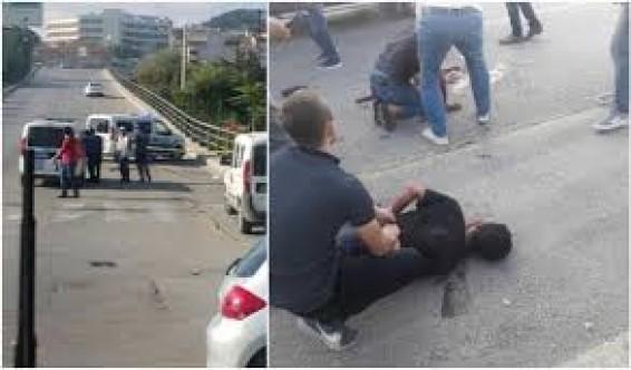 Ankara'da dehşet!