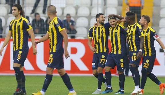 Ankaragücü, 2. galibiyetini Akhisarspor'dan aldı