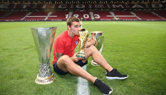 Atletico Madrid'den FIFA'ya Griezmann tepkisi