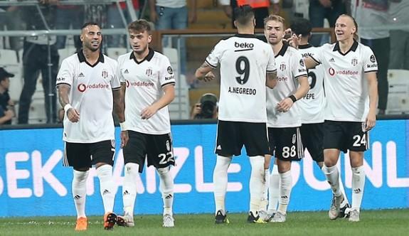 Beşiktaş, Pepe ve Babel'le güldü