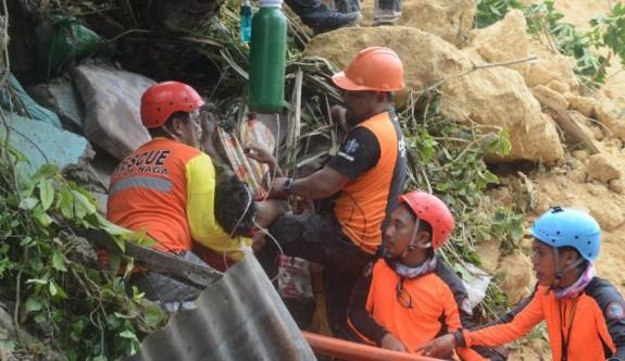Felaket bölgesinden tüyleri ürperten açıklama