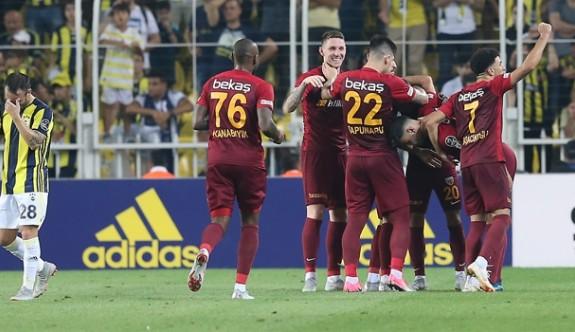 Fenerbahçe galibiyeti unuttu
