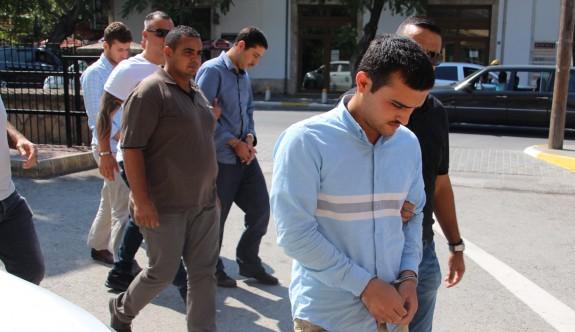 Girne'de FETÖ tutuklaması