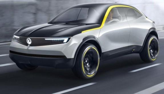 GT X Experimenttal, Opel'in gelecekteki aynası
