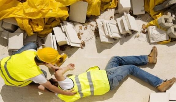 Güneyde yılda 2 bin iş kazası