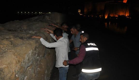Huzur operasyonunda 8 tutuklu