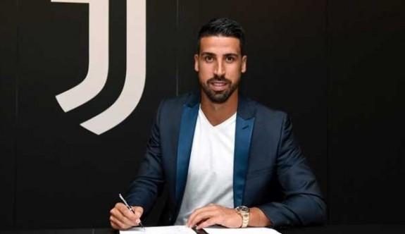 Juventus, Khedira'yla uzattı