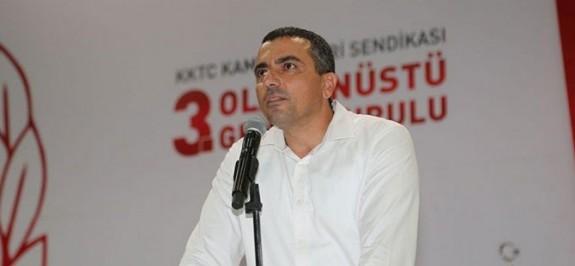 Kamu-İş'in yeni başkanı Serdaroğlu