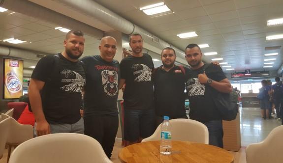 Kıbrıslı Türkler WRC'de