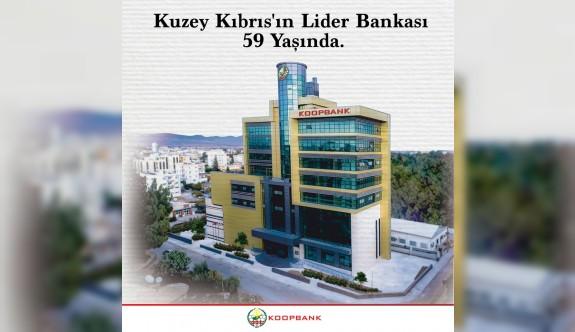 Koopbank 59. kuruluş yılını yeni genel müdürlük binasıyla kutluyor