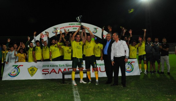 KTSYD Kupası Mağusa'ya gitti