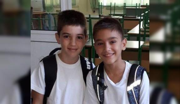 Larnaka'daki ilkokuldan 2 çocuk kaçırıldı