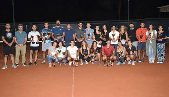 LŞK Open Turnuvası tamamlandı