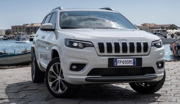 Makyajlı 2019 Jeep Cherokee görücüye çıktı