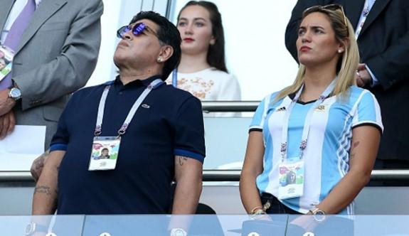 Maradona'nın yeni takımı Dorados