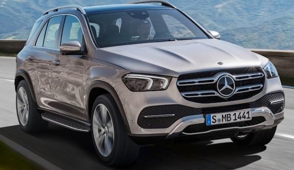 Mercedes-Benz yeni GLE çok farklı