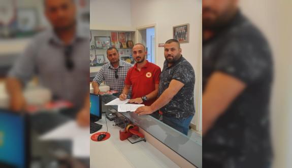 Mesarya, Dersimspor'dan forvet aldı
