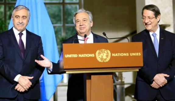 New York'ta Kıbrıs görüşmeleri için hazırlıklar arttı
