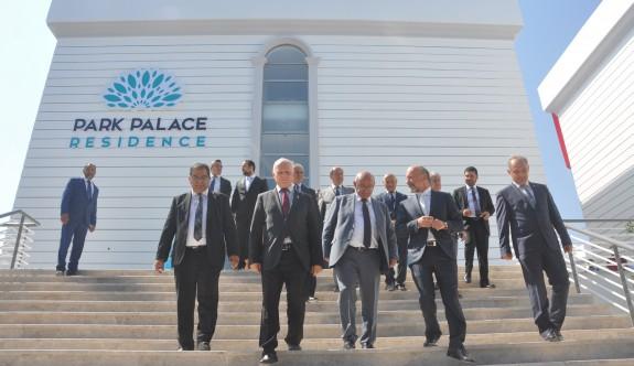 """Park Palace Residance"" hizmete girdi"