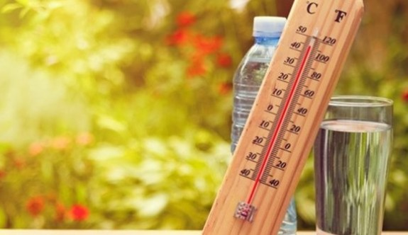 Sıcak hava sürecek