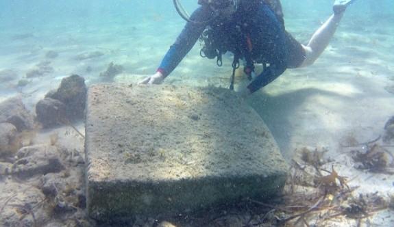 Su altı kültür mirası için önemli adım