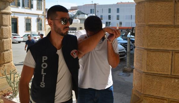 Suriyeli öğrencide 100 gram uyuşturucu