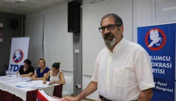 TDP Lefkoşa İlçesi Başkanı Halil Hızal oldu