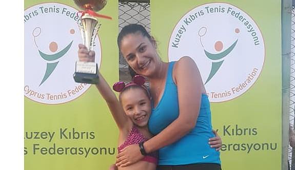 Teniste Yaz Kupası tamamlandı