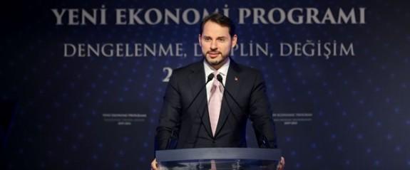 Türkiye'nin Yeni Ekonomi Programı açıklandı