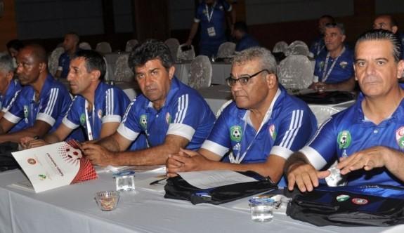 UEFA Antrenörlük Kursu başlıyor