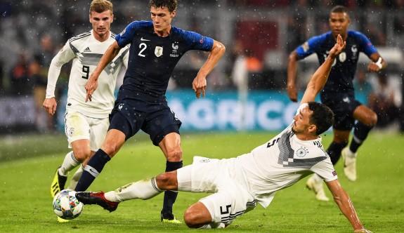 UEFA Uluslar Ligi'nde ilk gün sonuçları