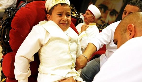 Ülkemizde en çok uygulanan cerrahi işlem: Sünnet