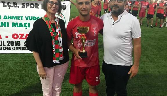 Vudalı Kupası, Ozanköy'ün