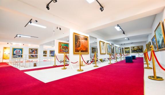 YDÜ Kıbrıs Modern Sanat Müzesi açılıyor