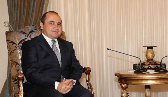 Yeni TC Lefkoşa Büyükelçisi Başçeri oldu